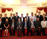 NEPAL-KATHMANDU-CHINA-YUNNAN PROVINCE-STRATEGIC COOPERATION FRAMEWORK AGREEMENT-SIGNING CEREMONY