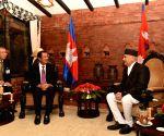 NEPAL KATHMANDU CAMBODIA BILATERAL AGREEMENTS