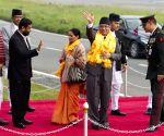 NEPAL-KATHMANDU-PM-LEAVE FOR BRICS SUMMIT
