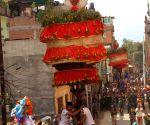 NEPAL KATHMANDU HADIGAUN FESTIVAL