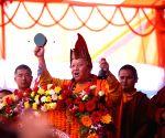 NEPAL-KATHMANDU-INTERNATIONAL GRAND HINDU CONVENTION 2016