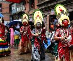 NEPAL KATHMANDU INDRAJATRA FESTIVAL