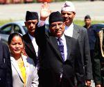 NEPAL KATHMANDU PRIME MINISTER INDIA VISIT