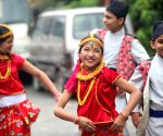 NEPAL KATHMANDU NATIONAL CHILDREN'S DAY CELEBRATION