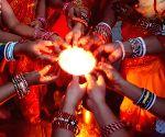 NEPAL KATHMANDU JITIYA FESTIVAL