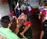 NEPAL KATHMANDU ROAD ACCIDENT