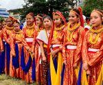NEPAL KATHMANDU GAURA FESTIVAL
