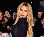 Katie Price charged with drunken driving