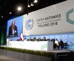Poland katowice un climate Change conference