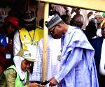 NIGERIA KATSINA ELECTIONS BUHARI