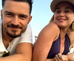 Katy Perry and Orlando Bloom are hands-on parents