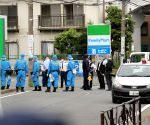 JAPAN KAWASAKI STABBING RAMPAGE