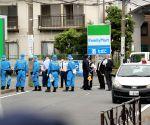3 killed in Japan stabbing spree