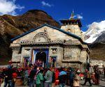 File Photos: Kedarnath temple