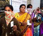 Over 10.36 lakh voters in polls for two MLC seats in Telangana