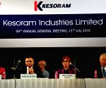 Kesoram Industries Limited AGM