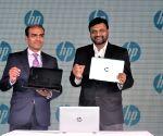 HP launches premium laptops