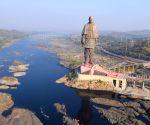 Kevadia (Gujarat): Modi unveils 'Statue of Unity