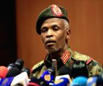 SUDAN-KHARTOUM-TRANSITIONAL MILITARY COUNCIL-PRESS CONFERENCE