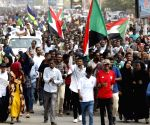 SUDAN KHARTOUM DEMONSTRATION