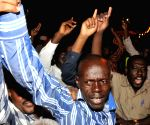 SUDAN KHARTOUM MILITARY PERSONNEL RELEASE