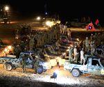 SUDAN KHARTOUM MILITARY EXERCISE