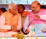 Khattar meets Shah, discusses farm bills among other issues