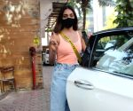 Kiara Advani Spotted At Dance Class In Andheri