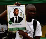 RWANDA KIGALI PRESIDENTIAL ELECTION CAMPAIGN RALLY