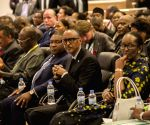 RWANDA KIGALI AIDS CONFERENCE OPENING CEREMONY