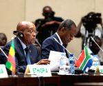 RWANDA-KIGALI-NEPAD-HEADS OF STATE AND GOVERNMENT