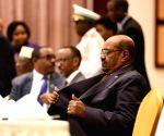 RWANDA KIGALI AU SUMMIT SUDANESE PRESIDENT BASHIR