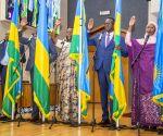 RWANDA KIGALI SENATE SWEARING IN CEREMONY