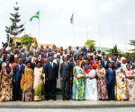 RWANDA KIGALI PARLIAMENT MEMBERS SWEARING IN