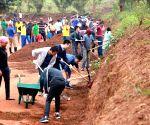 RWANDA KIGALI CHINESE ENTERPRISES RWANDAN RESIDENTS COMMUNITY WORK