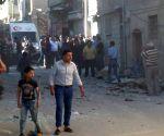 TURKEY KILIS SYRIA ROCKETS PEOPLE KILLED
