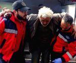 TURKEY KILIS SYRIA AL BAB SUICIDE BOMBING