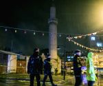 TURKEY KILIS ROCKETS ATTACK