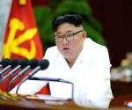 Kim Jong-un holds meeting to discuss Party Congress preps