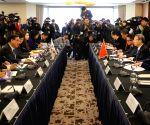 S. Korea, China begin follow-up FTA talks on services, investment