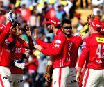 IPL 2017 - Kings XI Punjab vs Delhi Daredevils