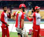 Kings XI Punjab - practice session