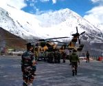 Himachal avalanche: No trace of 5 missing soldiers