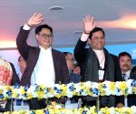 Rijiju, Sonowal to attend Khelo India closing ceremony