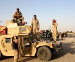 IRAQ KIRKUK MILITARY RECAPTURE