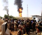 IRAQ KIRKUK OIL FIELD ATTACK