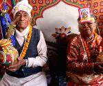 NEPAL KIRTIPUR JANKU PROCESSION