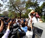 Free Photo: New Delhi: Kisan Congress protest in Delhi