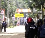 Kishoreganj (Bangladesh): Security beefed up at Sholakia Ground