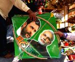 Kites on sale ahead of Makar Sankranti celebrations